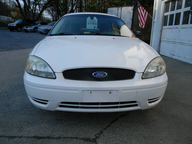 2007 Ford Taurus SE Fleet 4dr Sedan - Troutville VA