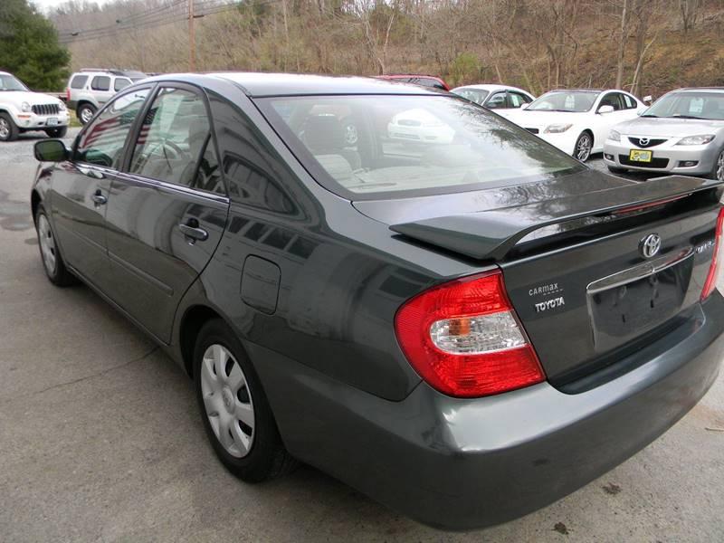 2003 Toyota Camry LE 4dr Sedan - Troutville VA