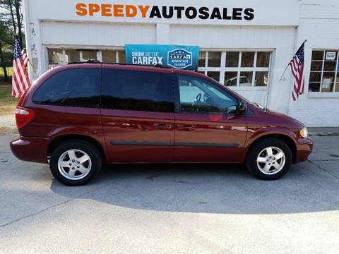 2006 Dodge Caravan for sale in Troutville, VA
