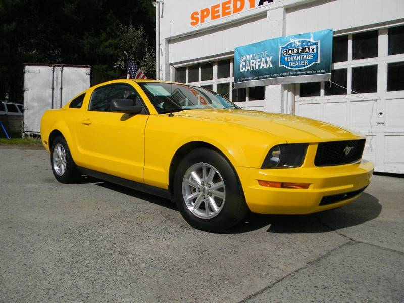 2006 Ford Mustang V6 Standard 2dr Coupe - Troutville VA