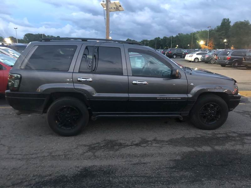 2002 Jeep Grand Cherokee For Sale At Jokari Auto Sales In Newark NJ