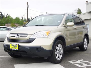 2007 Honda CR-V for sale in Lynnwood, WA