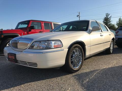 2007 Lincoln Town Car for sale in Sabattus, ME