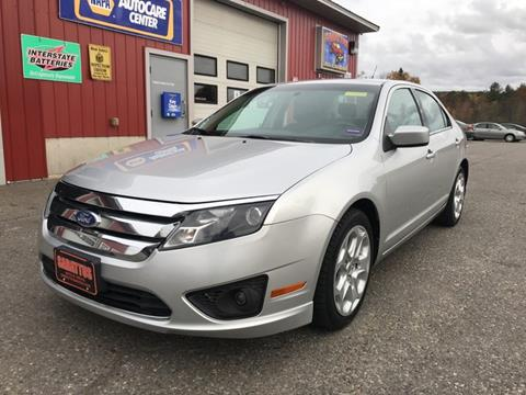2011 Ford Fusion for sale in Sabattus, ME