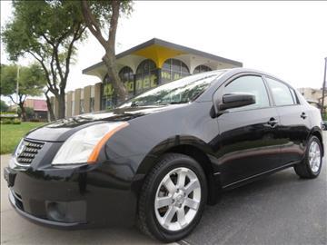 2007 Nissan Sentra for sale in Dallas, TX