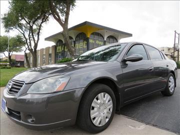2006 Nissan Altima for sale in Dallas, TX