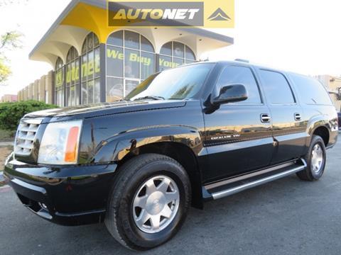 2003 Cadillac Escalade ESV for sale in Dallas, TX