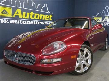2005 Maserati Coupe for sale in Dallas, TX