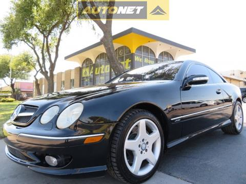 2003 Mercedes-Benz CL-Class for sale in Dallas, TX