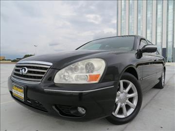 2005 Infiniti Q45 for sale in Dallas, TX