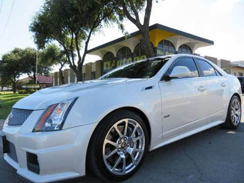 2012 Cadillac CTS-V for sale in Dallas, TX