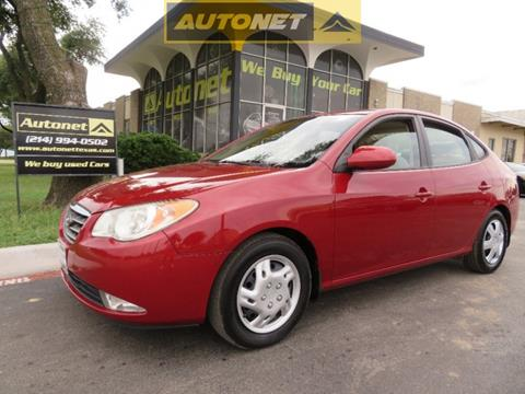 2008 Hyundai Elantra for sale in Dallas, TX