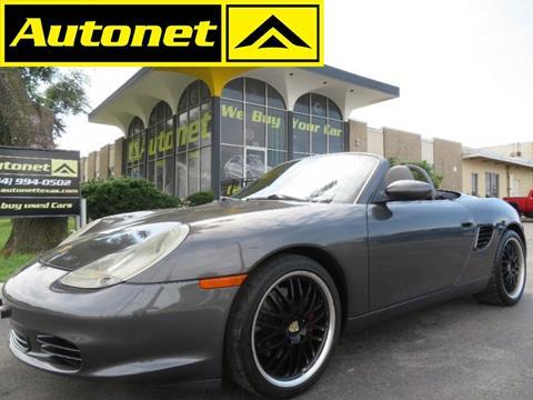 2004 Porsche Boxster for sale in Dallas, TX