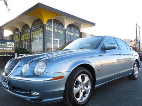 2002 Jaguar S-Type for sale in Dallas, TX