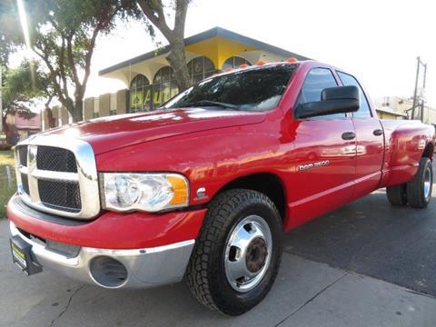 2004 Dodge Ram Pickup 3500 for sale in Dallas, TX
