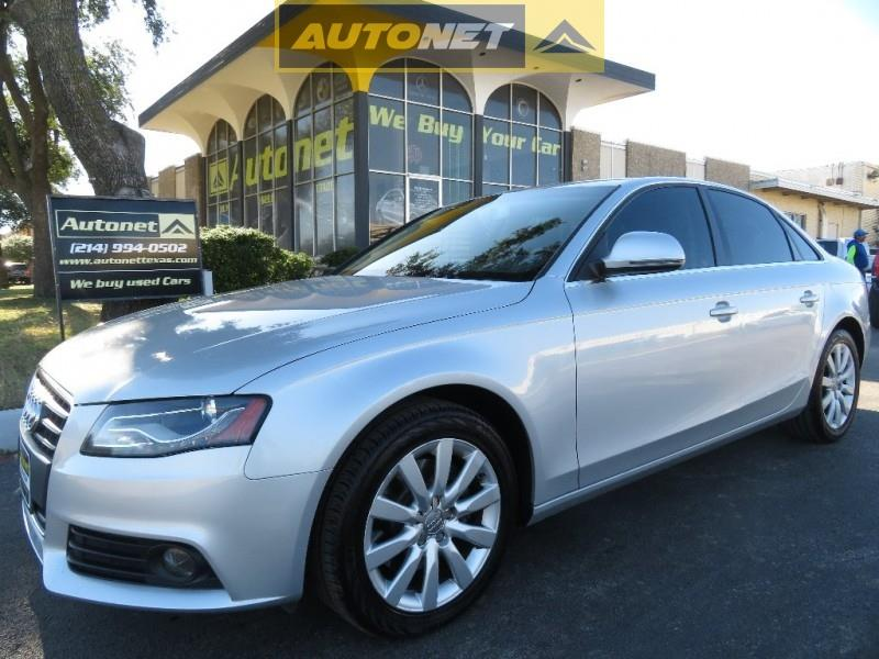 2009 Audi A4 2.0T quattro In Dallas TX - AutoNet of Dallas