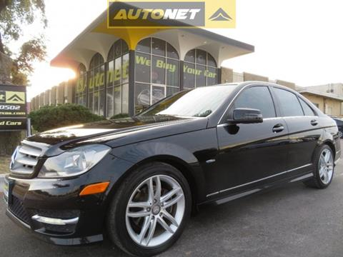2012 mercedes benz c class for sale in dallas tx for Mercedes benz for sale in dallas tx