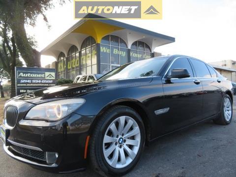 BMW Series For Sale In Dallas TX Carsforsalecom - 2009 bmw 745li for sale