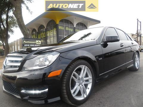 2012 Mercedes Benz C Class For Sale In Dallas TX