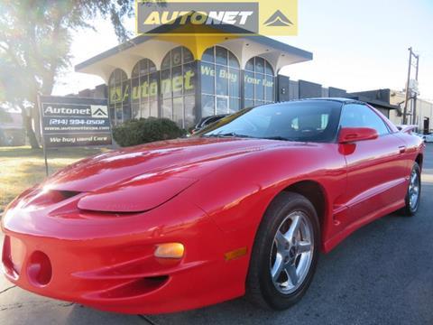 2001 Pontiac Firebird for sale in Dallas, TX