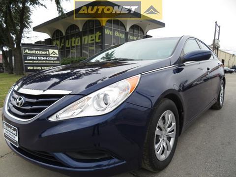 2011 Hyundai Sonata For Sale In Dallas Tx