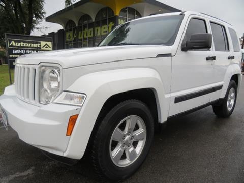 2012 Jeep Liberty for sale in Dallas, TX