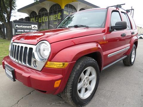 2005 Jeep Liberty for sale in Dallas, TX