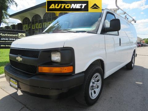 2010 Chevrolet Express Cargo for sale in Dallas, TX