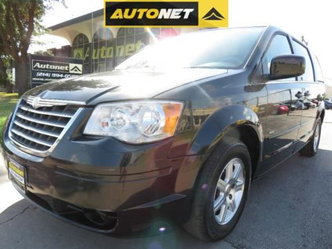 2008 Chrysler Town and Country for sale in Dallas, TX