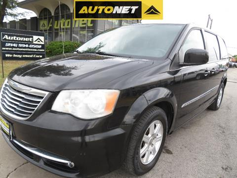 2012 Chrysler Town and Country for sale in Dallas, TX