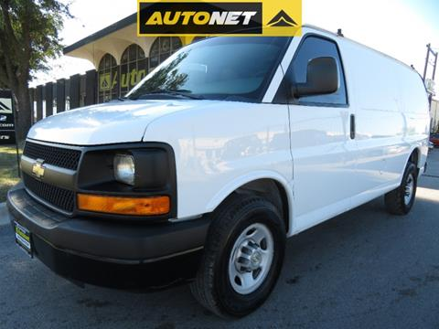 2012 Chevrolet Express Cargo for sale in Dallas, TX