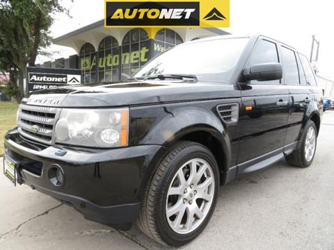 2008 Land Rover Range Rover Sport for sale in Dallas, TX