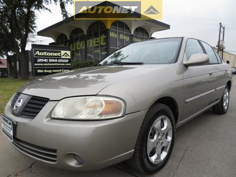 2006 Nissan Sentra for sale in Dallas, TX