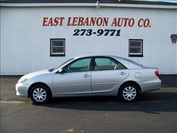 2005 Toyota Camry for sale in Lebanon, PA