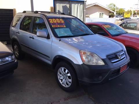 2005 Honda CR-V for sale in Freedom CA
