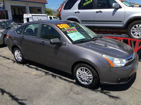 2011 Ford Focus for sale in Freedom CA
