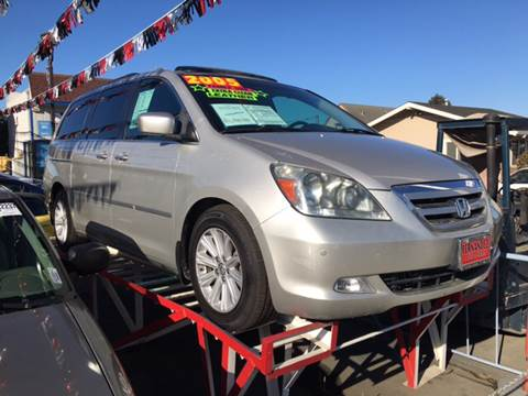 2005 Honda Odyssey for sale in Freedom, CA