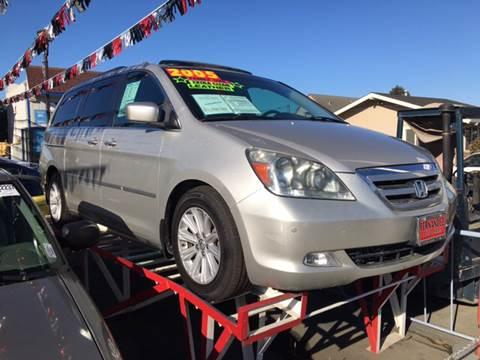 2005 Honda Odyssey for sale in Freedom CA