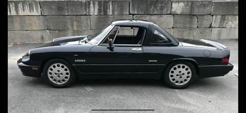 1987 Alfa Romeo Spider for sale in Brooklyn, NY