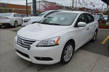 2013 Nissan Sentra for sale in Brooklyn, NY
