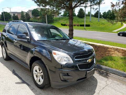 2010 Chevrolet Equinox for sale in Belton, MO