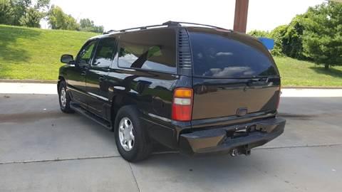 2002 GMC Yukon XL for sale in Belton, MO