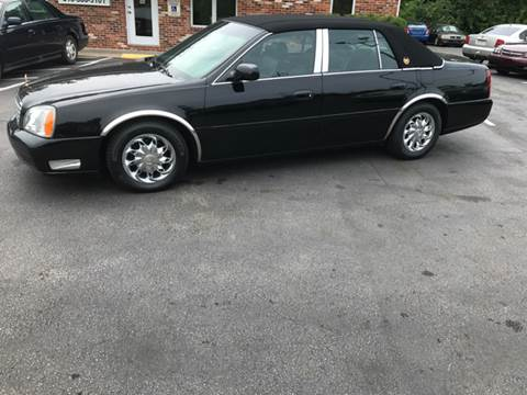 2004 Cadillac DeVille for sale in Belton, MO