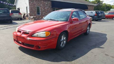 2001 Pontiac Grand Am for sale in Belton, MO