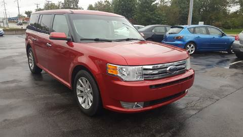 2010 Ford Flex for sale in Belton, MO