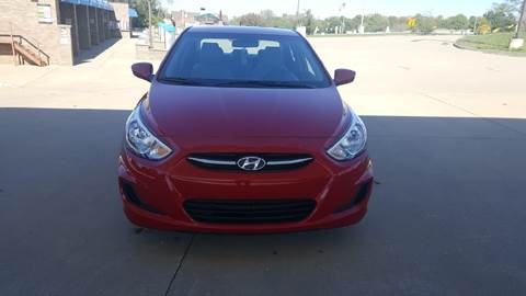 2016 Hyundai Accent for sale in Belton, MO