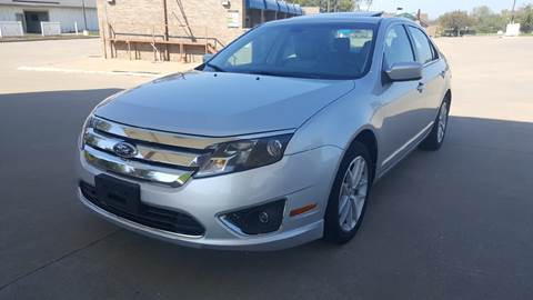 2012 Ford Fusion for sale in Belton, MO