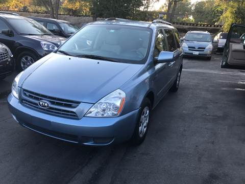 2010 Kia Sedona for sale in Belton, MO