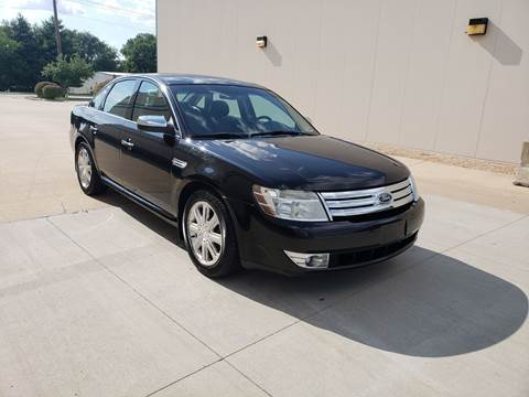 2008 Ford Taurus for sale at Auto Choice in Belton MO