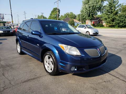 2008 Pontiac Vibe for sale at Auto Choice in Belton MO